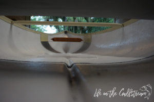 Canoe Restoration with vinyl seats | Life on the Gulfstream