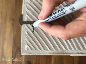 serving tray measuring | Life on the Gulfstream