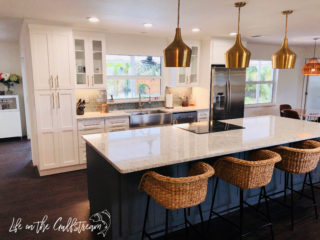 Galley Kitchen Renovation | Life on the Gulfstream