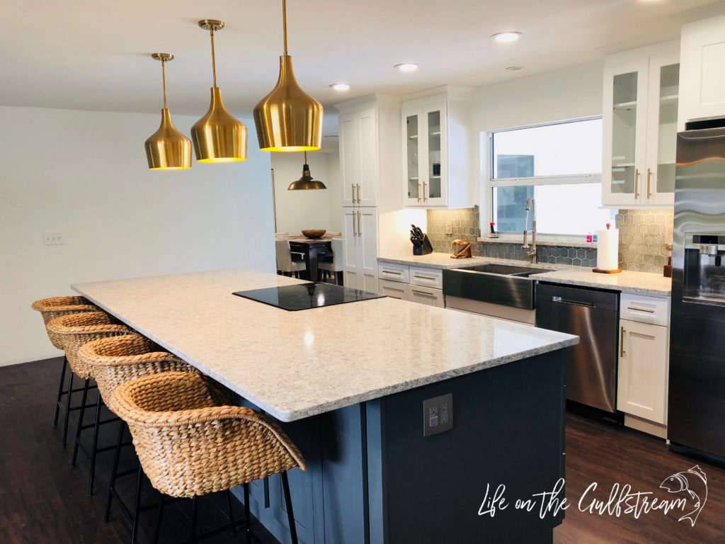 Galley Kitchen Renovation | Life on the Gulfstream