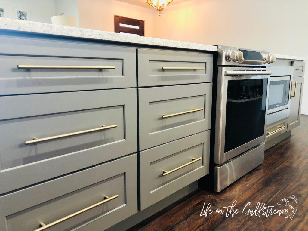 Kitchen Island | Life on the Gulfstream